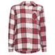 FULL TILT Plaid Tunic Girls Flannel Shirt