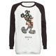 NEFF Disney Collection Mickey Swag Girls Baseball Tee