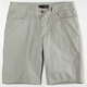 KR3W Wilson Mens Slim Shorts