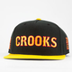CROOKS & CASTLES League Mens Snapback Hat