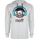 NEFF DJ Kenny Mens Hooded T-Shirt
