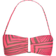 ISLAND SOUL Mila Bandeau Bikini Top
