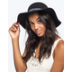Ethnic Band Felt Womens Floppy Hat