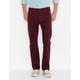 LEVI'S 513 Merlot Mens Slim Straight Jeans