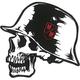METAL MULISHA Skull 3 Sticker