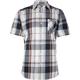 VOLCOM Ex Factor Plaid Mens Shirt