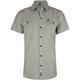 LIRA Vertical Stripe Mens Shirt