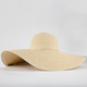 Large Straw Womens Floppy Hat