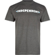 INDEPENDENT TC Painted Bar Cross Mens T-Shirt
