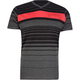 DISTORTION Element Stripe Mens T-Shirt