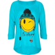 FULL TILT Be Happy Girls Tee
