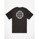 INDEPENDENT Indy Metallic Cross Mens T-Shirt