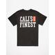 CALI'S FINEST OG Logo Mens T-Shirt