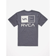 RVCA Right Box Boys T-Shirt