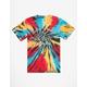 LOST Tazmania Tie Dye Mens T-Shirt