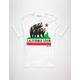 RIOT SOCIETY California Lovin' Mens T-Shirt