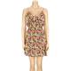 FULL TILT Ruffle Floral Dress