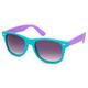 BLUE CROWN Colorblock Sunglasses