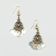 FULL TILT Filigree Shell Earrings