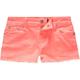 SCISSOR Neon Girls Denim Shorts