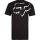 FOX Debossed Mens T-Shirt