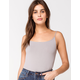 FULL TILT Essential Clay Womens Seamless Cami