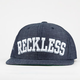 YOUNG & RECKLESS Block Mens Snapback Hat