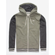 VANS Core Colorblock Mens Zip Hoodie