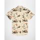 NEFF Astro Death Beach Mens Shirt