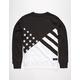 FAMOUS STARS & STRAPS Banner Mens Sweatshirt
