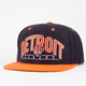AMERICAN NEEDLE Arched Tigers Mens Snapback Hat