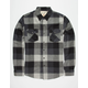 COASTAL Basset Mens Flannel Shirt