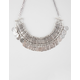 FULL TILT Large Coin Statement Necklace