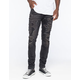 A GOLD E Liverpool Mens Skinny Jeans