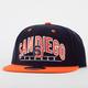 AMERICAN NEEDLE Blockhead Padres Mens Snapback Hat