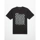 VANS Glitch Check Boys T-Shirt