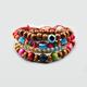 FULL TILT 4 Piece Multi Eye Bracelet