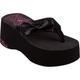 METAL MULISHA Late Night Womens Sandals