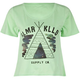 GLAMOUR KILLS Camp Supply Co Womens Crop Tee