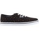 VANS Rainbow Dot Authentic Lo Pro Girls Shoes