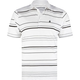 VOLCOM Smashed Stripe Mens Polo Shirt