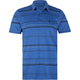 VOLCOM Smashed Stripe Mens Polo Shirt