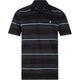 VOLCOM Ickles Stripe Mens Polo Shirt