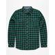 ROARK Caste-Off Mens Flannel Shirt