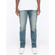 A GOLD E Summerville Mens Tapered Slim Jeans
