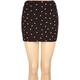 FULL TILT Polka Dot Body Con Skirt