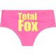 Total Fox Boyshorts