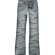 HYDRAULIC Destructed Womens Jeans