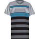 BLUE CROWN River Jetty Nouveau Boys T-Shirt