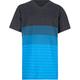 BLUE CROWN Wild Eyed Stripe Boys T-Shirt